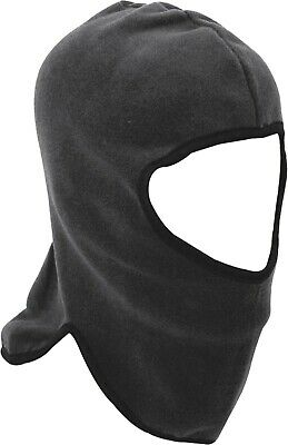 X27 WINTER THERMAL SNOOD NECK WARMER HOODY BALACLAVA THERMAL FLEECE SKI HAT 5col