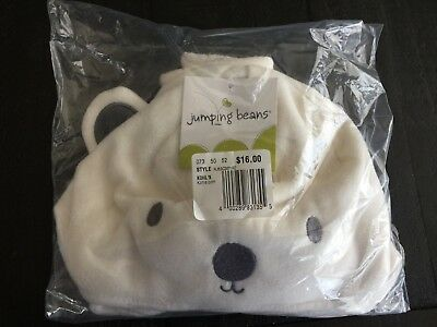 New With Tags Jumping Beans Hat And Gloves Set Size 2T-4T
