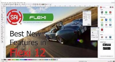 FlexiSIGN Software V. 12 (The Very Best SIGN Software)
