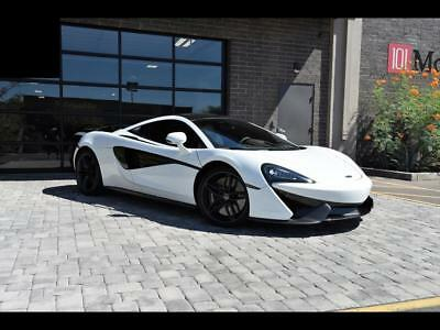 2016 McLaren Other Base Coupe 2-Door 570S 3500 Mi, 1 Owner! $209K MSRP, B&W, Spt Exhaust, Carbon, Frt Lift, Carfax!