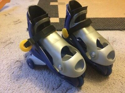 Learn To Skate Roller Boots Inline Skates fits up to size 1