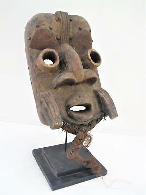 4867 African Tribal Collection - Stunning Grebo face Mask, Liberia Dan. Was £249