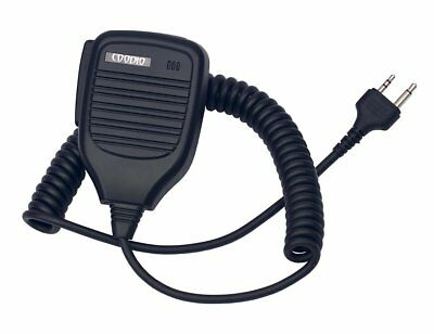 Midland 2 Way Radio Walkie Talkie Lapel Microphone Shoulder Speaker Mic New