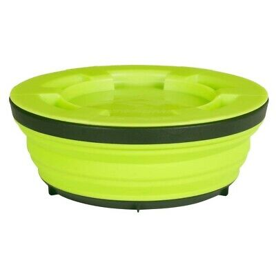 Sea To Summit X-Seal & Go Collapsible Food Container - Lime - LG