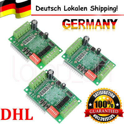 CNC Router Single Axis 3A TB6560 Stepper Motor Drivers Board 4 axiscontrol. 3pcs