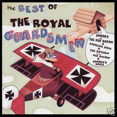 royal guardsmen the best of cd snoopys christmassnoopy red baron - Red Baron Christmas Song