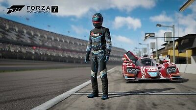 Forza Motorsport 7 - Gears Of War Themed Racing Suit - Code Emailed To You
