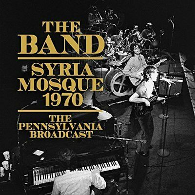 The Band-Syria Mosque 1970  CD NEW