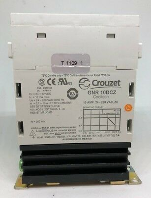CROUZET GNR10DCZ Solid State Relay