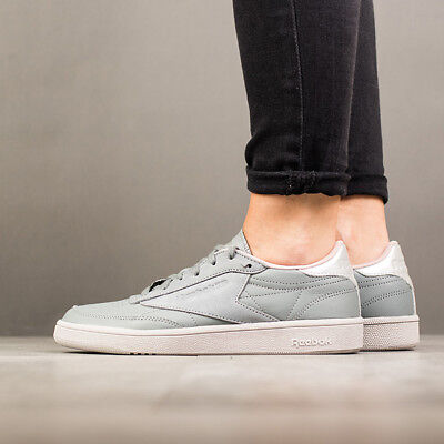 0fa55a84697 WOMEN S SHOES SNEAKERS Reebok Club C 85 Neutrals  Bs8222  -  74.50 ...
