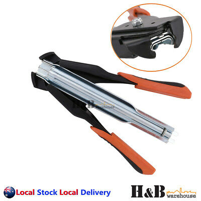 C7 Hog Ring Gun C Clip Auto Feed Fence Fencing Nailer Pliers Wire Ringer