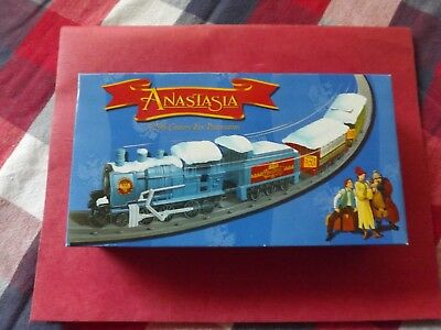 Vintage 1997 Anastasia Train