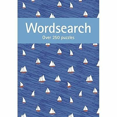 Wordsearch Puzzle Book over 250 Puzzles (Paperback) Ideal gift Book