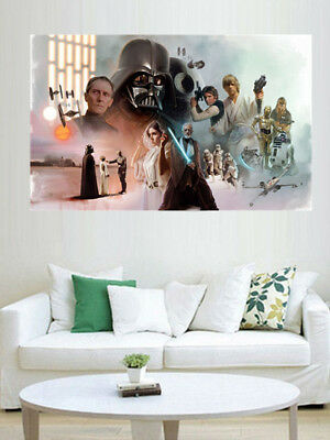 Star Wars Celebration Home decor HD Canvas print Art painting No Frame 24 H857