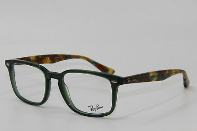 ca946c3454 Brand New Ray-Ban Rb 5353 5630 Green Eyeglasses Authentic Frame Rx Rb5353  52-