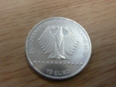German 2011 Euro coin - 10 EUR - with tracking