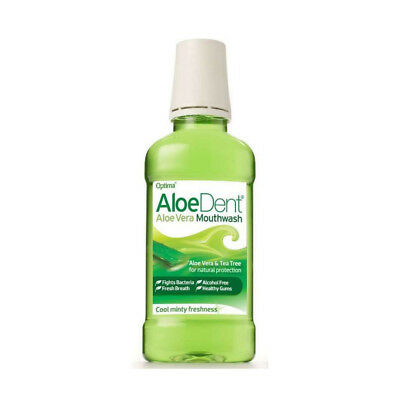 Aloe Dent Aloe Mouthwash 250ml