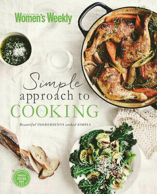 The Australian Women's Weekly The Mediterranean Diet COOKBOOK Womens 240 Pages