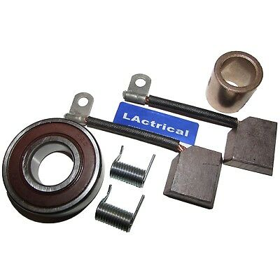 Repair Kit Brushes Bearing Bush For Delco Generator For Cub Cadet International