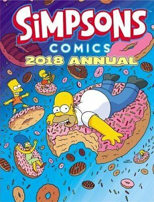 Simpsons Annual 2018 (Annuals 2018) By Matt Groening
