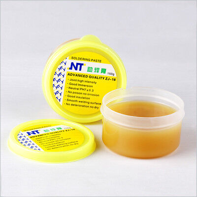 New Rosin Soldering Flux Paste Solder Welding Grease Cream for Phone PCB 150g