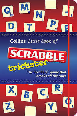 Scrabble Trickster by Collins Dictionaries (Paperback)