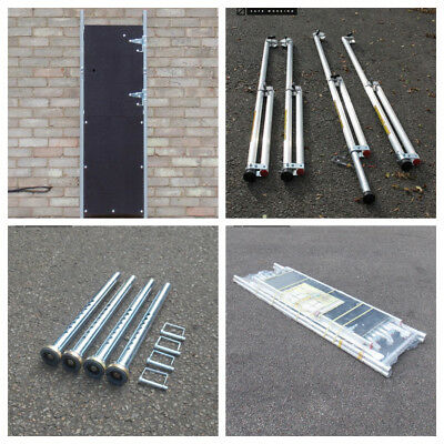 SUPER eDIY Aluminium Scaffold Tower DIY Upgrade pack and accessories