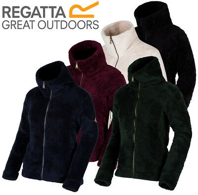 Regatta Womenss Halsey Fleece Jacket