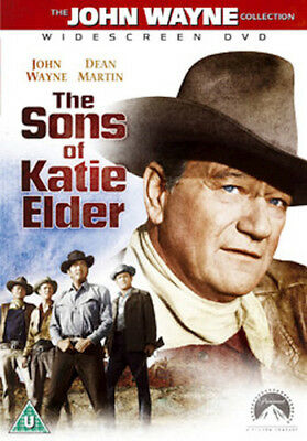 The Sons Of Katie Elder [Uk] New Dvd