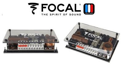 Focal K2 Power Coppia Crossover 3 Vie Da Kit Es165 Kx3 > Made In France