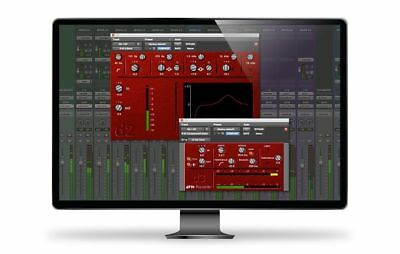 Avid Digidesign - Focusrite d2/d3 - AXX TDM RTAS iLok license transfer plugins