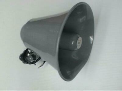 Edwards Duotronic 5520 Series 30W Signaling Horn *BENT CONE*