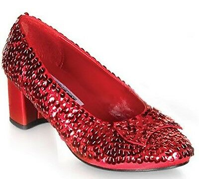 Shoe Sequin Rd Womens , Small