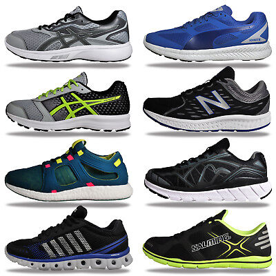 Mens Premium Branded Running Shoes Gym Fitness Trainers From