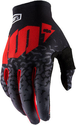 100% MX Motocross CELIUM 2 Gloves (Metal/Black) Choose Size