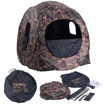 w superbhunt box tent popup pop setup hunting h ground leafy up stand portable the inch x camouflage elk blind best quick oxford deer blinds lightweight