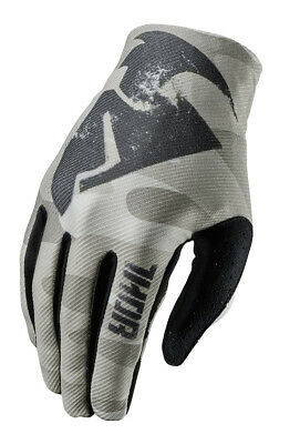 THOR MX Motocross Men's 2017 VOID Gloves (COVERT Sand) Choose Size