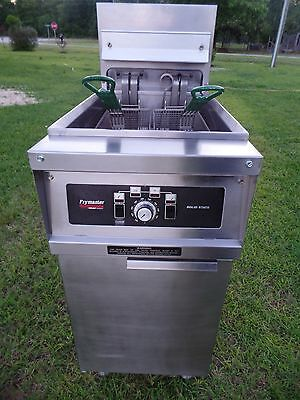 Frymaster Electric Deep Fryer Model#: H114SC, 240V 3Ph Xtra CLEAN Nice Condition