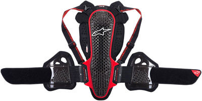 Alpinestars Nucleon KR-3 Back/Rib Protector CE Level 2 (Black/Red) Choose Size