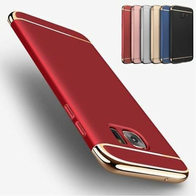 Ultra Slim Full Protective Cover Hard Case For New Samsung Galaxy S6 S7 Edge S8+