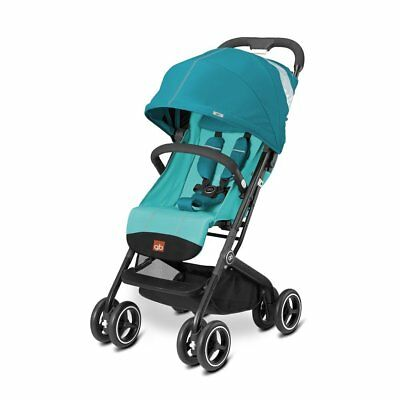 GoodBaby Qbit Plus 2017 Capri Blue Goldline Kollektion Good Baby (bis 17kg) Neu