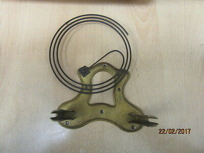 Regulator Clock Bracket With Gong Ideal For Spares
