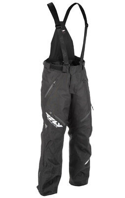 Fly Racing Snow Snowmobile Men's SNX Pants (Black) Choose Size