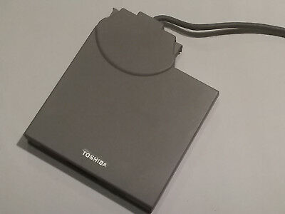 Vintage Toshiba External Floppy Disc Drive Model:PA2611U **AS NEW**