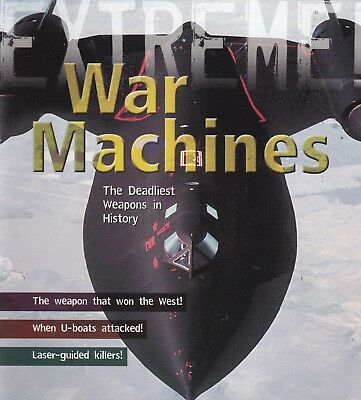 War Machines: The Deadliest Weapons in History by Martin Dougherty (Paperback)
