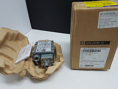 Square D Gaw-5 Pressure Switch  9012