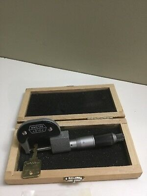 FOLEY BELSAW KEY MICROMETER LOCKSMITH TOOL Rolling Digital Counter