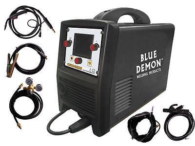 Blue Demon Blue Arc Trifecta, Welding Machine Dual Voltage, MIG, TIG, STICK