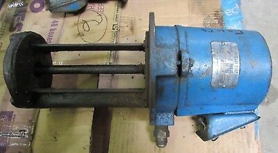 Yeong Chyuan Coolant Pump Motor Type Vc- 1/4Hp,  From Femco Lathe