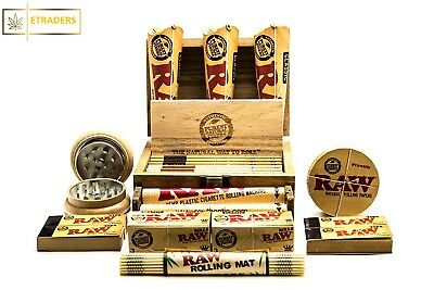 Best Quality Smoking Collection Raw King Size Rolling Papers Many Smoking Deals
